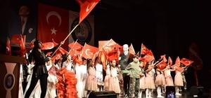 Salihli'de 23 Nisan'a özel gösteri
