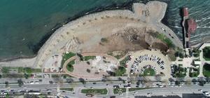 Ordu'ya 55 bin kişilik alan Ayışığı Otoparkı ve Meydan Projesi şekilleniyor