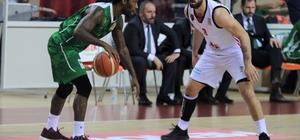 Tahincioğlu Basketbol Süper Ligi: Eskişehir Basket: 86 - Yeşilgiresun Belediyespor: 75