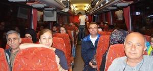 Ereğli Belediyesi öğrenci ve öğretmenleri Çanakkale'ye gönderdi