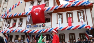 Yozgat Hizmet-İş Sendikası yeni binasının açılışı gerçekleştirildi