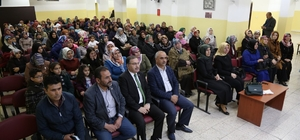Başkan Aydın, mahalle toplantısına katıldı