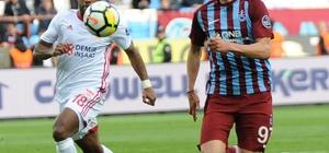 Spor Toto Süper Lig: Trabzonspor: 0 - Demir Grup Sivasspor: 2 (Maç sonucu)