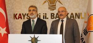 """Milletvekili Yıldız: """"Kayseri seçime hazır"""""""