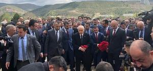 MHP'li Avşar, Kızılcahaman toplantısını değerlendirdi