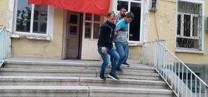 Besni'de yakalanan  hırsız tutuklandı