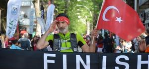 Atletizm: İznik Ultra Maratonu