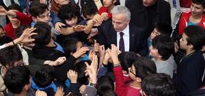 """Vali Süleyman Kamçı'dan """"23 Nisan Ulusal Egemenlik ve Çocuk Bayramı"""" Mesajı"""