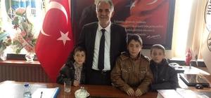 Başkan Aydın'dan 23 Nisan Ulusal Egemenlik ve Çocuk Bayramı mesajı