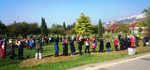 İzmit'te kadınlar sporu çok sevdi