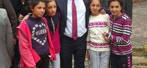 """Milletvekili Deligöz: """"Geçmişten geleceğe köprüdür çocuklarımız"""""""