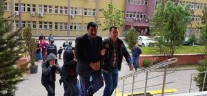 Karabük merkezli uyuşturucu operasyonunda 3 tutuklama