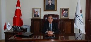 Vali Kalkancı 23 Nisan Ulusal Egemenlik ve Çocuk Bayramını kutladı