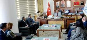 """Çakır'dan kültürel değer vurgusu Malatya Büyükşehir Belediye Başkanı Ahmet Çakır: """"Kültürel değerlerimizi çok iyi tanıtmamız gerekiyor"""""""