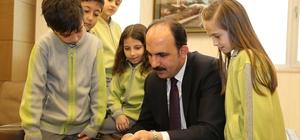 """Başkan Altay: """"Çocuklarımıza güzel bir gelecek bırakmak için çalışıyoruz"""""""