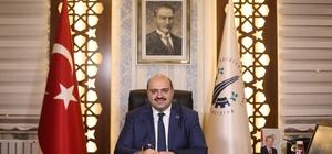 Başkan Orhan'dan 23 Nisan Ulusal Egemenlik ve Çocuk Bayramı mesajı
