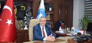 """Başkan Özselek'ten """"23 Nisan"""" mesajı"""