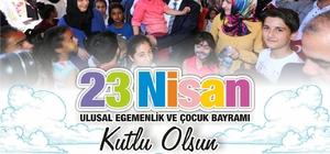 Demirkol'dan 23 Nisan kutlaması