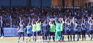 Spor Toto 1. Lig: Adana Demirspor: 2 - BB Erzurumspor: 3