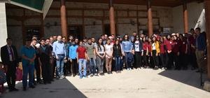 Şuhut'tan Zafere projesi Öğrenciler Kocatepe'yi gezdi