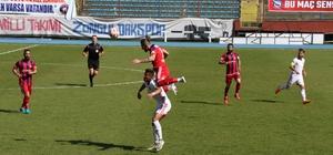 TFF 2. Lig: Zonguldak Kömürspor: 0  - Kahramanmaraşspor: 0