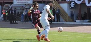 TFF 2. Lig: Hatayspor: 1 - Sancaktepe Belediyespor: 1