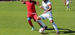TFF 3. Lig: Elaziz Belediyespor: 1 - Cizrespor: 2
