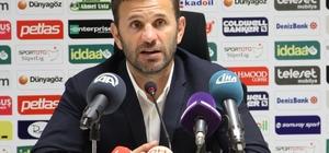 """Buruk: """"Bundan sonraki haftalar bizim için çok daha önem kazandı"""" T.M. Akhisarspor Teknik Direktörü Okan Buruk: """"Hava sıcaklığının yüksek olduğu ve 3 gün önce maç oynamış bir takımın istediğiniz performansı yakalaması anlamında zorluklar yaşayabiliyorsunuz"""""""