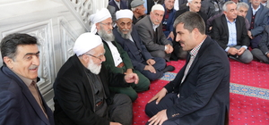 Bitlis'te husumetli aileler barıştırıldı