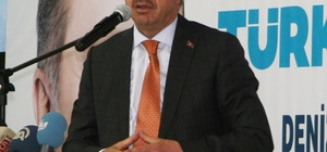 """Bakan Zeybekci'den 24 Haziran açıklaması: Ekonomi Bakanı Nihat Zeybekci: """"24 Haziran bu milletin yeni doğuşu ve yükselişidir"""" """"Ne etseler boş bu milletin iktidarı Allah'ın izniyle 24 Haziran'da gelecektir"""""""