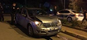 Elazığ'da 2 ayrı trafik kazası: 13 yaralı Trafik kazalarından biri güvenlik kameralarına yansıdı