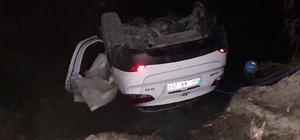 Feci kazada 9 aylık bebek öldü, 3'ü çocuk toplam 9 kişi yaralandı