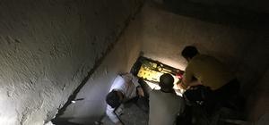 Asansör boşluğuna düşen kişi ağır yaralandı