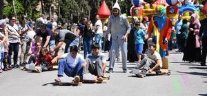 """Tarsus'ta """"Çocuk Şenliği"""" Çocuklar 23 Nisan coşkusunu 'Çocuk Şenliği'nde yaşadı"""