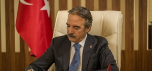Rektör Bağlı, 23 Nisan Ulusal Egemenlik ve Çocuk Bayramını kutladı