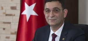 GSO Başkanı Adnan Ünverdi 23 Nisan'ı kutladı