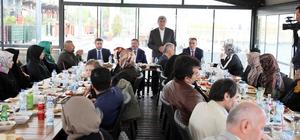 Başkan Karaosmanoğlu, Dünya birincisi öğrencilerle buluştu