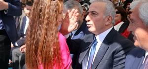 Kayseri'de 23 Nisan coşkusu