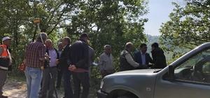 """Ahi Dağı 4'üncü etap çalışmaları başlıyor Pazaryeri Belediye Başkanı Muzaffer Yalçın; """"Yolumuz 1 kilometre kısalıyor"""""""