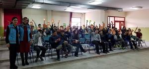 Öğrencilere 'güvenli gıda' eğitimi
