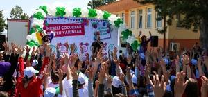 Meram'dan 23 Nisan'da anlamlı etkinlik