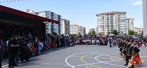 Malatya'da 23 Nisan coşkusu