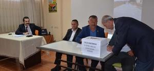 Hasköy'de KHGB seçimi