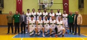 Türkiye Erkekler Bölgesel Basketbol Ligi: Isparta Belediyespor: 86 - Antalya Muratpaşa Belediyespor: 57