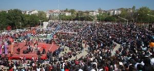 23 Nisan Tekirdağ'da coşkuyla kutlandı
