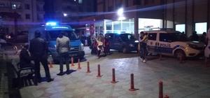 Kahta ilçesinde trafik kazası: 2 Yaralı