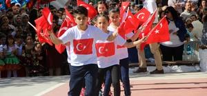 Muğla'da 23 Nisan coşkusu 23 Nisan Ulusal Egemenlik ve Çocuk Bayramı Türkiye genelinde olduğu gibi Muğla'da da düzenlenen çeşitli etkinliklerle kutlandı.