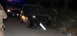Malatya'da kaza: 1 ölü