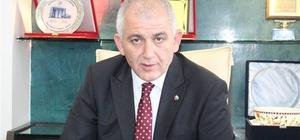 """DTS Başkanı Şahin """"Geleceğimizin umudu çocuklarımızdır"""""""
