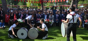 23 Nisan Ulusal Egemenlik ve Çocuk Bayramı Balıkesir'de coşku ile kutlandı